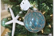 Christmas - Coastal theme / by Designers Inc