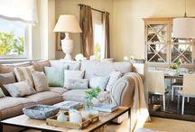 Mesas bajas sofas