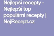 TOP recepty