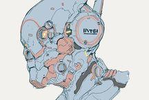 robot-like