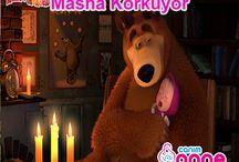 Masha ve Ayı Türkçe İzle / Masha ve Ayı Türkçe İzle
