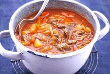 Recepten soepen