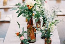 Modern wedding aesthetic / Modern and Non-traditional wedding inspiration / boho brides / wedding dress and accessories /  Photography