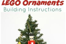 lego christmas ornaments
