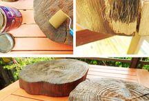 Móveis de madeira,bricolagem....