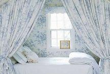 Beautiful blissful bedroom  / by MilkHouse & Atelier