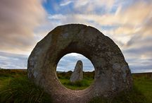 Ancient stone, portals,...
