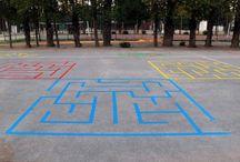 juegos de piso