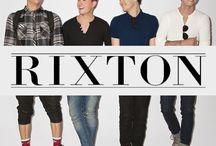Rixton ❤