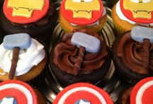 Marvel Avengers 1st Birthday Party
