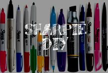 Moore: Sharpie® DIY / They're more than just markers. Let your creativity carry you away and see all you can create!