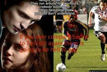 Soccer / by Alex Phillips