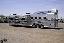 Dream horse trailers