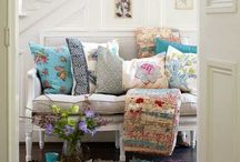 PRETTY ROOMS / Artsy, pretty and chic!