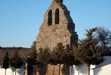 Ermita del cementerio de Manzanal del Barco / Románico de Zamora