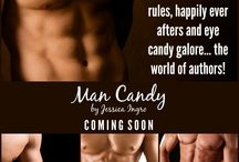 Man Candy / Releasing April 2015 / by Jessica Ingro