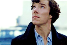 Cumberbatch / It took me a while to warm up to him now I find him incredibly attractive, talented, and funny.  His voice is simply amazing.