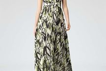 Wedding fever - dresses for the occasion / New seasons dresses in high street shops perfect for a summer wedding!