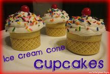 Cupcakes / The Sweetest Cupcake Ideas