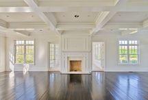 {ceilings + trim}