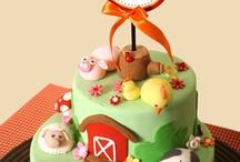 Farm Birthday / by Amanda Freeman {Realistically Domestic}