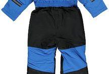 Barnkläder höst/vinter 2013 / Ett urval av barnkläder såsom jackor, overaller, underställ, vantar och handskar som håller ditt barn varmt och torrt. Se hela sortimentet på http://www.stadium.se/klader/barnklader-86-116