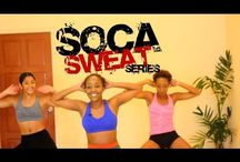 Dance and sweat videos