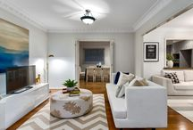 Luxurious Living Spaces / Beautiful living spaces from Mario Sultanas recent property sales  #livingroom #inspiration #livingspace #interiordesign #openplan #realestate #property #homedecor #decor #brisbane #queensland