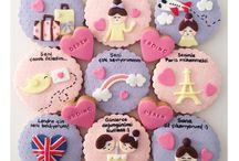 cupcake decor idea