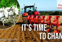 KhetiGaadi / Khetigaadi.com is world's first agricultural mechanization website for the tractors and implement or equipment.