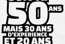 50 ans sandrine