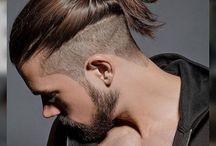 coup de cheveux