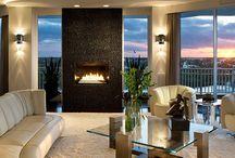 Luxury rooms.