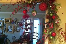 Christmas Decorating / by Jennifer Cannon