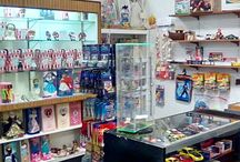Sandy & Billy's Toybox / Sandy & Billy's Toybox is officially open at the Chambersburg Mall at Black Rose Antiques, Booth 86!