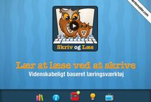 CFU Sjælland -apps på iPad til udlån / I denne Pinterest kan du få et overblik over de apps, du finder på vores iPads til udlån.