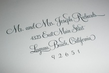 Wedding Invitations / From classic to rustic