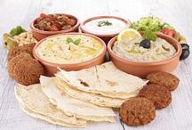 Comidas Árabe