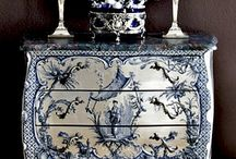 chinoiserie / interior and things