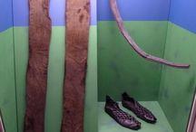 Iron age textiles