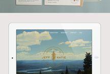 Forest Wedding Stationery