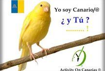 Canarios/@s