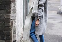 Grey Coat  / Grey coat and combines