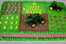 Cake Decorating - JD - Peters 60th