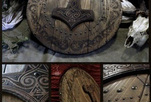 Shields Swords & Weapons