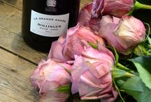 Tell it with roses and Bollinger