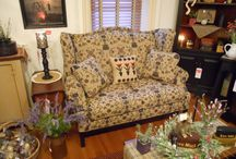 country settees