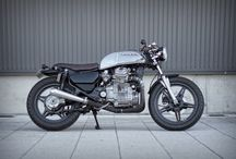 CX500 selection / Honda CX500 custom builds
