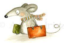 Мышки и крыски/mouse / mouse