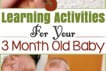 Infant and Toddler Activities